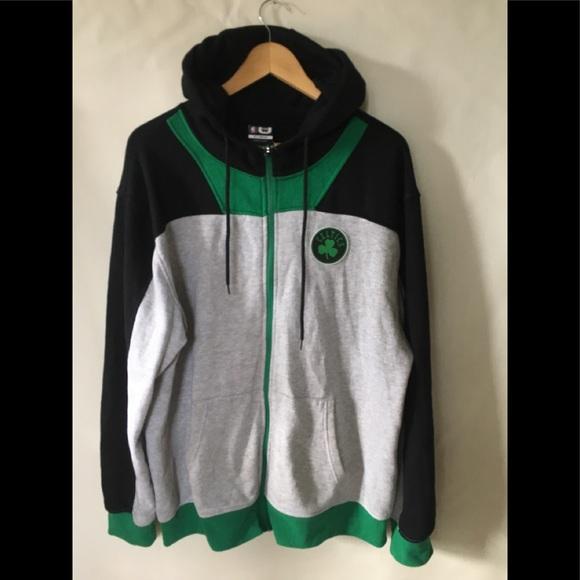 eb595f0fd Boston Celtics NBA Hoodie Sweater Size XL